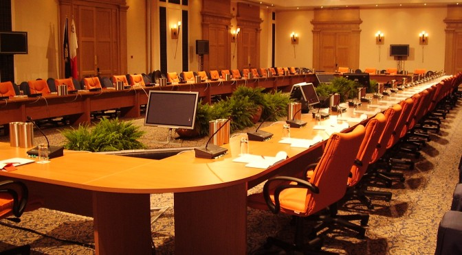 A Standard Commonwealth Meeting Room