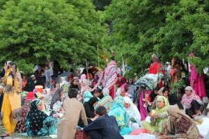 Azadi march 2
